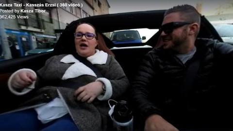 Kasza Tibi elvitte egy körre Kasszás Erzsit – videó
