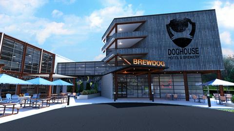 A világ első sörhoteljében még sörös fürdőt is vehetünk majd