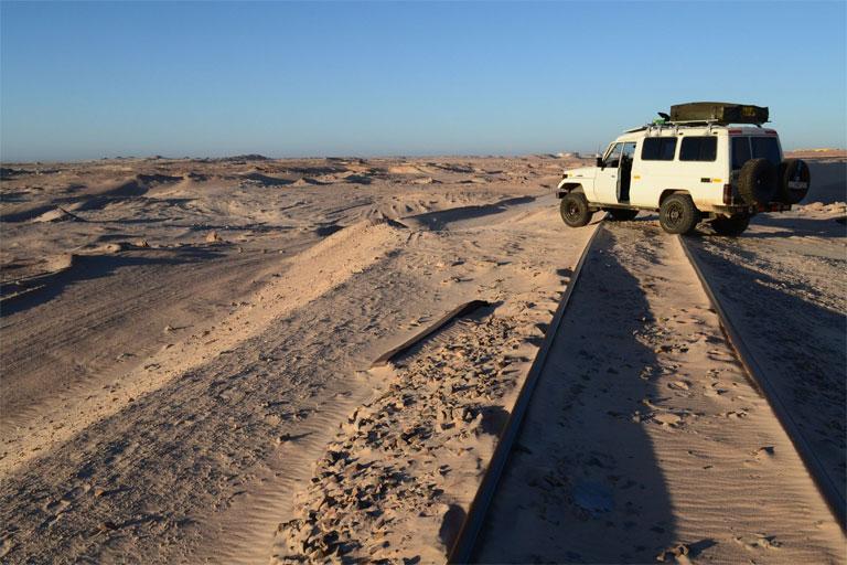 Kelet-Mauritánia biztonsági okokból végül kimaradt (Fotó: http://zsuzsiestekergo.blog.hu/)