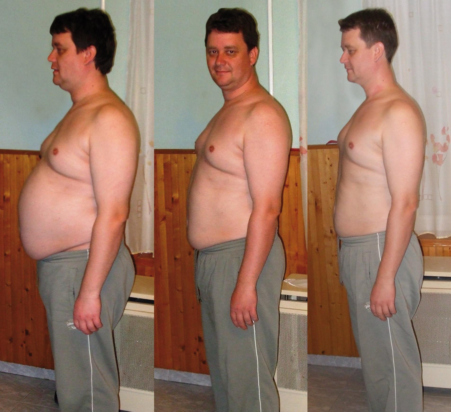 István két hónap alatt életmódváltással és az OTO Chilivel közel 20 kilótól szabadult meg