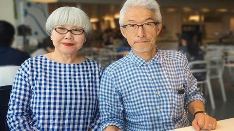 37 éve mindennap összeöltözik a házaspár – fotók