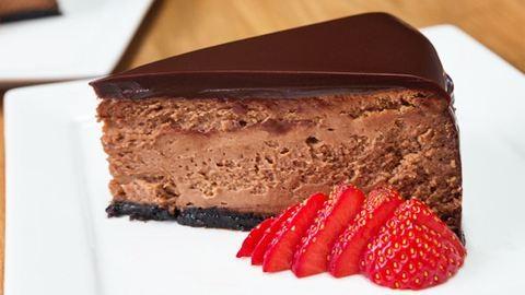 Ellenállhatatlan csokimousse sajttorta