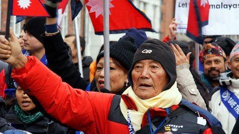 86 évesen készül újra megmászni a Mount Everestet