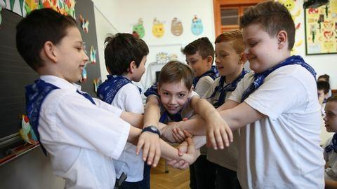 A pápai iskola, ahol ládikóban gyűjtik az élet apró örömeit