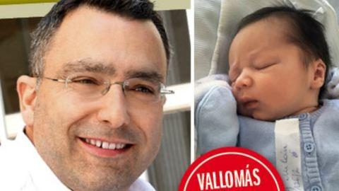 Sváby András megmutatta a kisfiát, Milánt