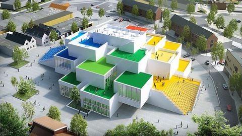 LEGO-ház nyílik Dániában