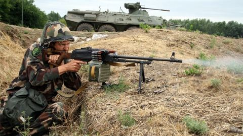 Majdnem lelőttek egy futónőt a katonák Szentendrén