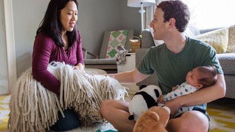 Jön az újabb Zuckerberg-baba!