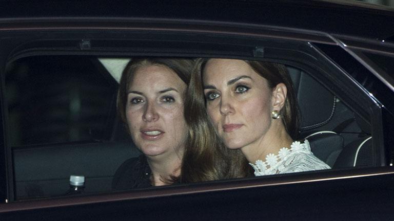 Rebecca Deacon és Katalin hercegnő