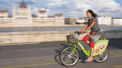 Elpusztíthatatlanok a Bubi biciklijei