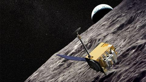 Itt találták meg a 8 éve eltűnt űrszondát