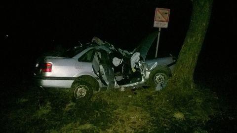 19 éves fiú halt meg egy Volkswagenben az éjjel