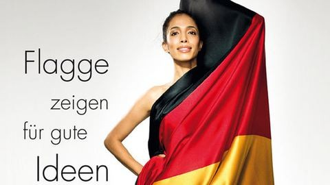 Menekült lány lett Németország új arca
