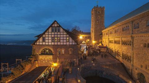 Idén 500 éves a reformáció! – menjünk hosszú hétvégére Eisenachba!