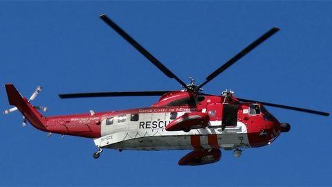 Vízbe zuhant egy mentőhelikopter, hárman eltűntek