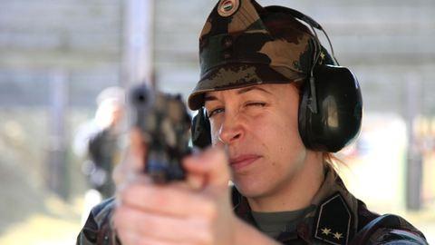 """Nők a seregben: """"Soha nem gondolok arra, hogy meghalhatok"""""""