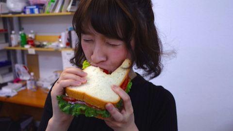 A nyuszifül alakú kenyér az új őrület