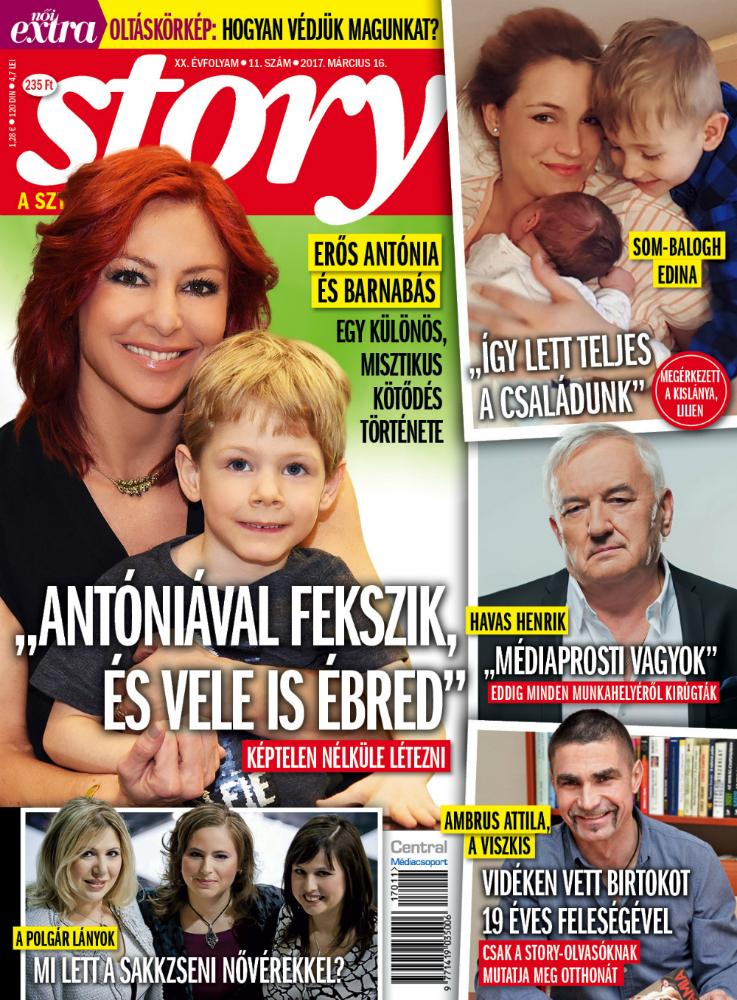 Két éve tart Erős Antónia és Barnabás kapcsolata, erre nincs magyarázat