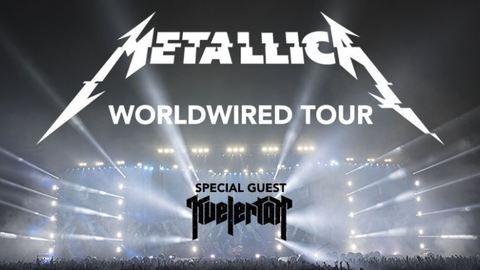 Ismét Budapestre jön a Metallica