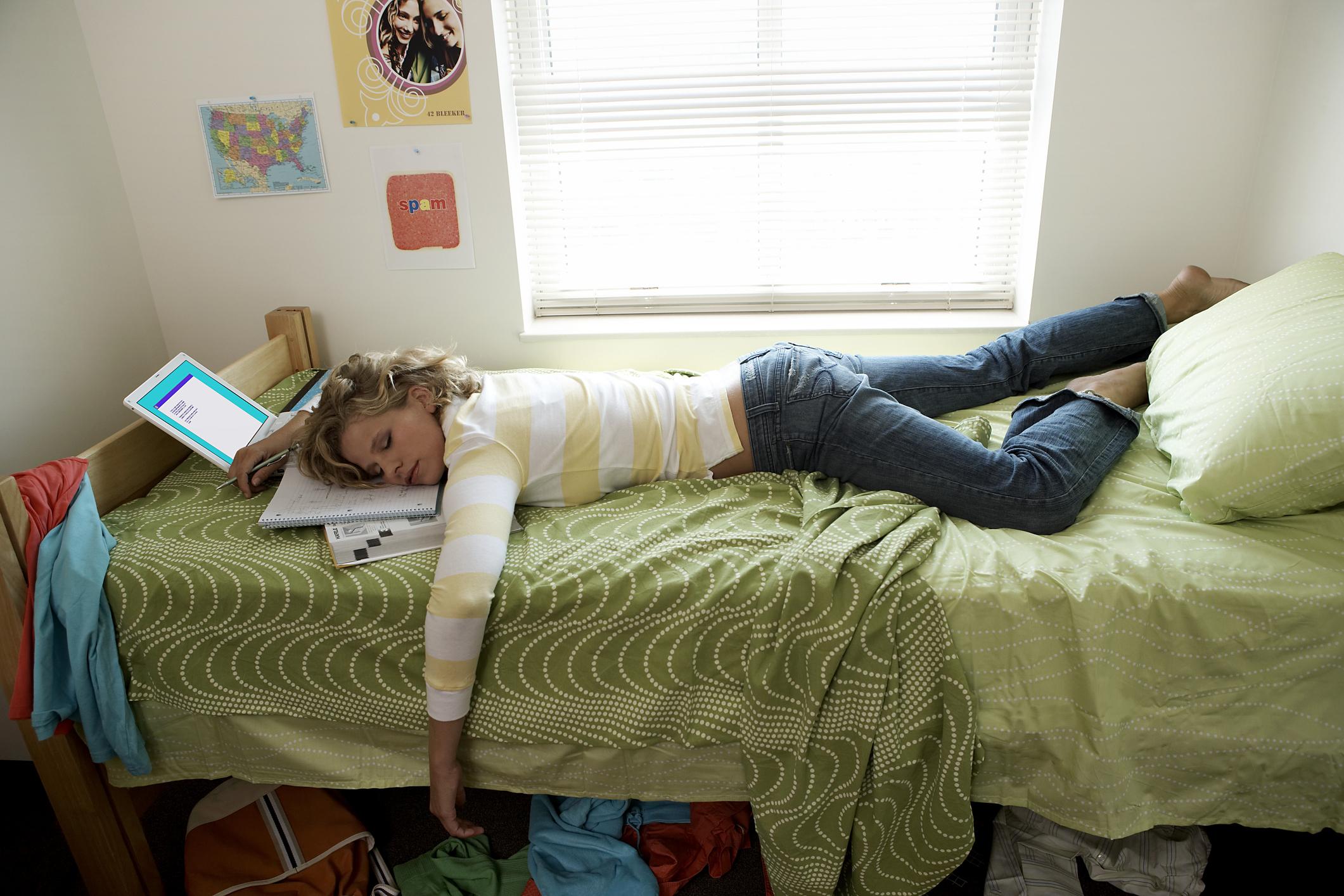 A magyar nők alvásban is nagyon jók