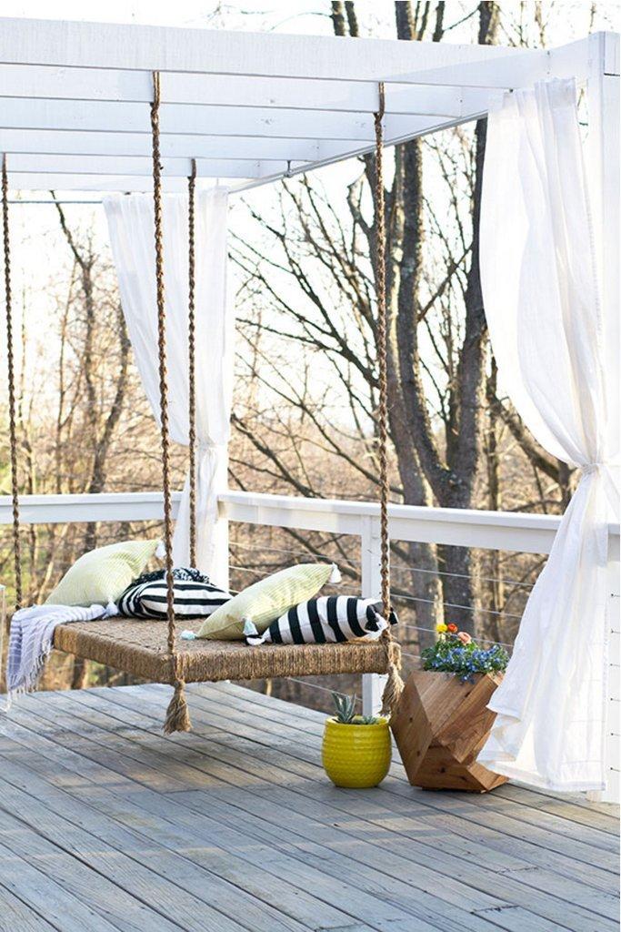 7 zseniális DIY-tipp, amivel idén tavasszal feldobhatod a hátsó udvart