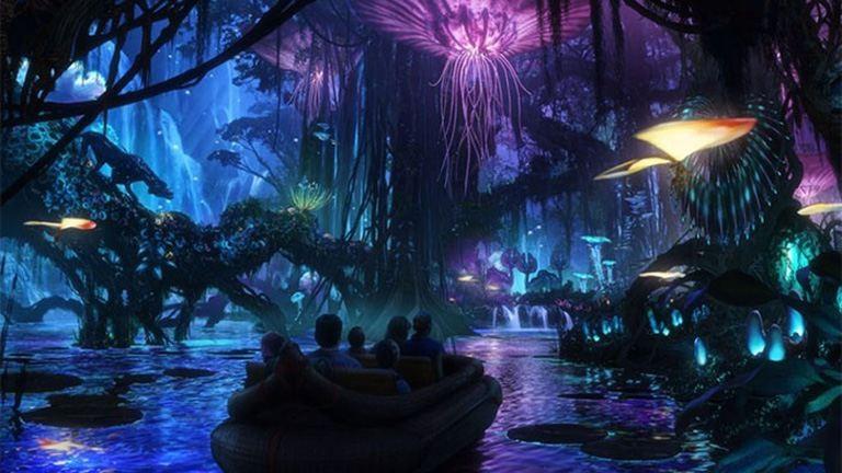 Less be a Disney varázslatos Avatar-parkjába!