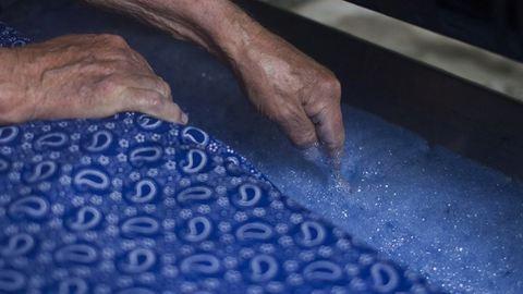 Rangos listára kerülhet fel a kékfestés
