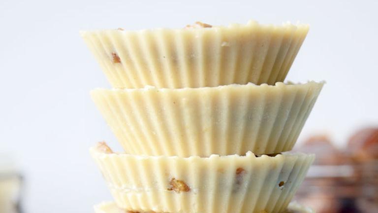 Sós karamellás tahini tortácskák