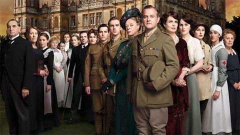Egész estés film készül a Dowton Abbey-ből