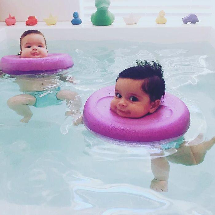 A baba-wellness a világ legeslegcukibb dolga
