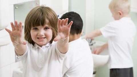 Minden elmulasztott kézmosás növeli a fertőzésveszélyt