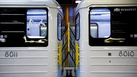 Ma sem jár a felújított metró