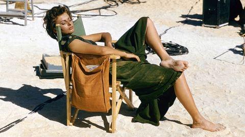 Sophia Loren, Grace Kelly: így pihentek a legnagyobb sztárok a forgatási szünetekben