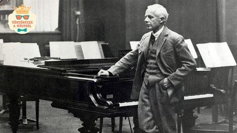 Reménytelen szerelem hangjegyekbe zárva – 136 éve született Bartók Béla