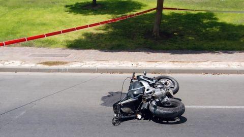 Magyar motoros halt meg egy ausztriai balesetben