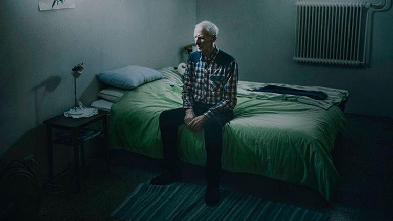 Özvegy nagypapája gyászát örökítette meg az unoka