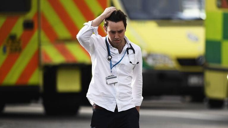 """""""Láttam, ahogy egy ember a levegőbe repül"""" – megszólaltak a londoni terrort"""