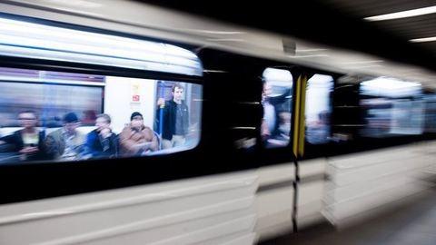 Az oroszok miatt nem jár ma a felújított 3-as metró