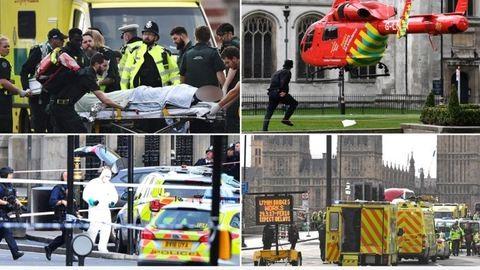 Londoni terrortámadás: 50 sérült, ketten válságos állapotban