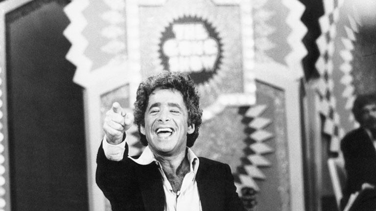 Chuck Barris 1979-ben, a The Gong Show felvételén