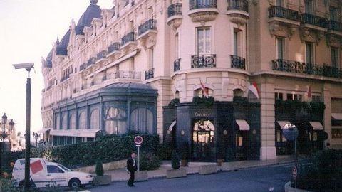 Kirabolták a Cartier ékszerboltot Monacóban