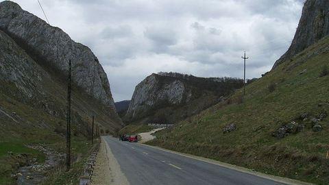 Lezuhant egy magyar sziklamászó a Kőköz-szorosban