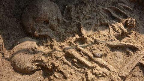 Legalább 1700 éves, parfümszerető nő maradványait találták meg Környén