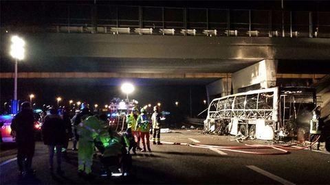 Veronai buszbaleset: 4 milliót fizetne a biztosító egy áldozat után