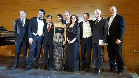 Világhírű operaénekesek dalaiba remegett bele a főváros