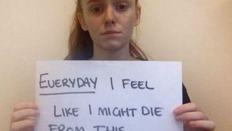 """""""Minden nap úgy érzem, ebbe belehalok"""" – a neten könyörög diagnózisért a fiatal lány"""