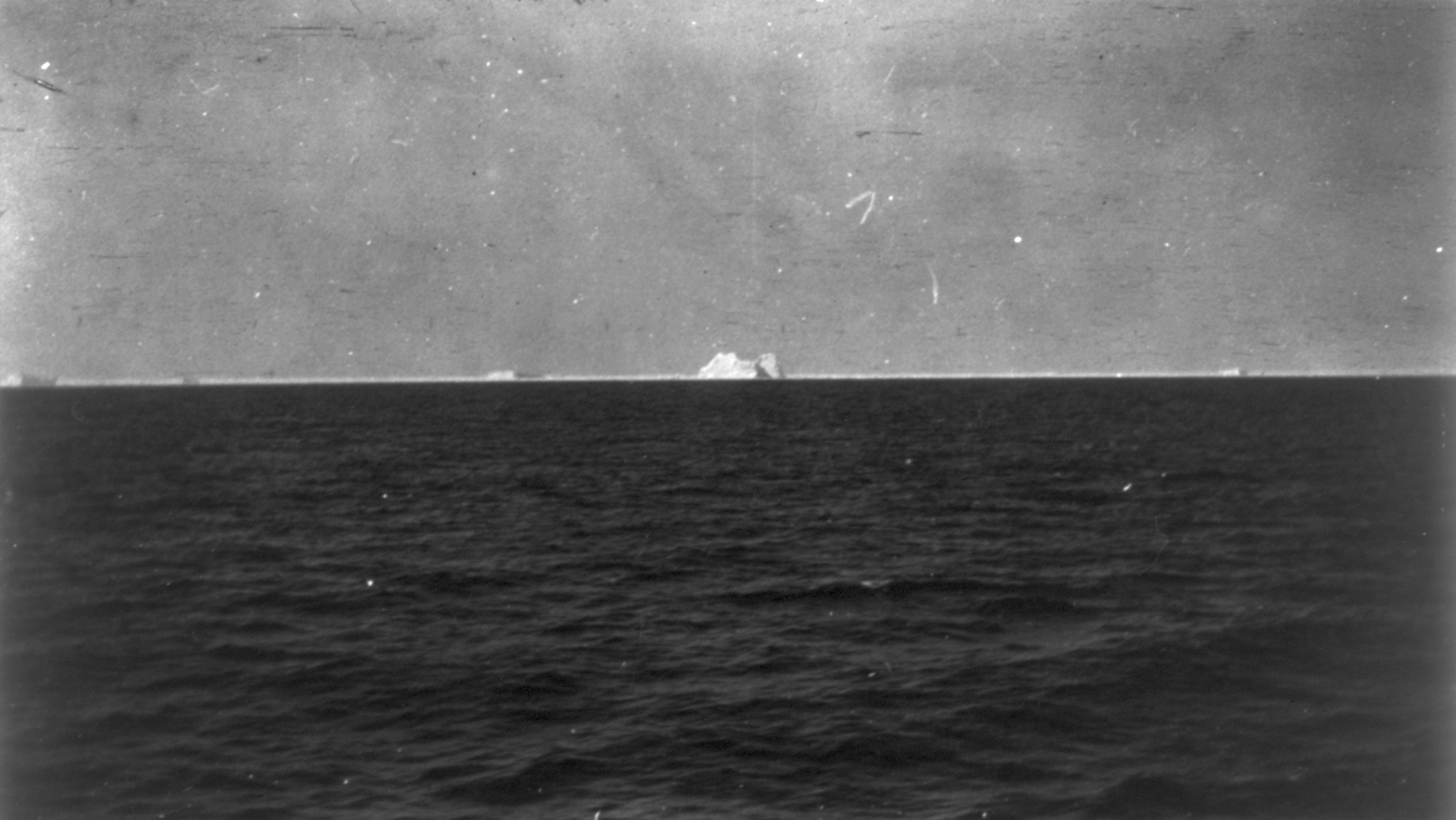 A hírhedt jéghegy, ami elsüllyesztette a Titanicot