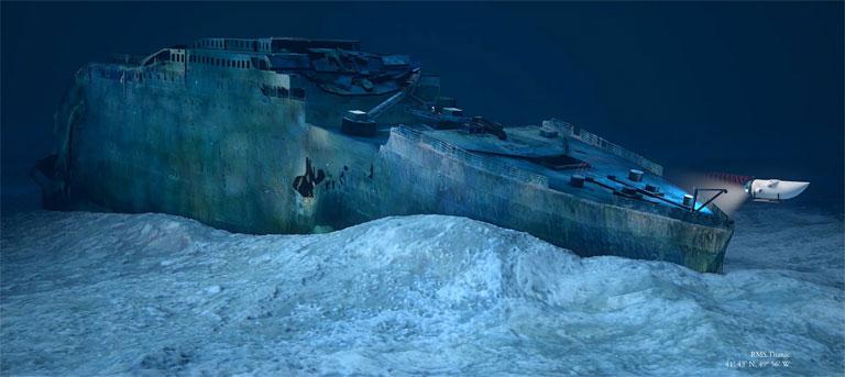 A mostani expedíció látványrajza a Blue Marble Private weboldalán (Fotó: bluemarbleprivate.com)