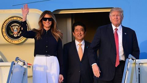 Beköltözik fiával a Fehér Házba Melania Trump