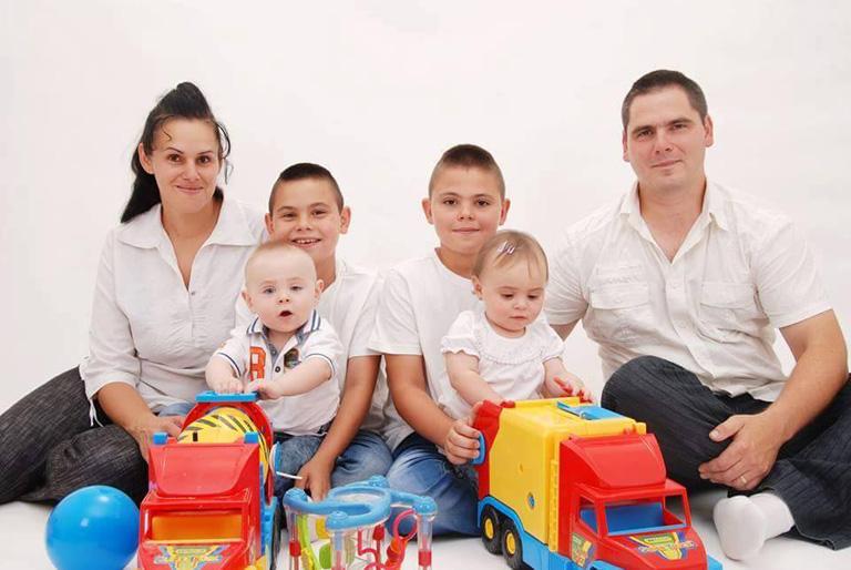 A Kerékgyártó család